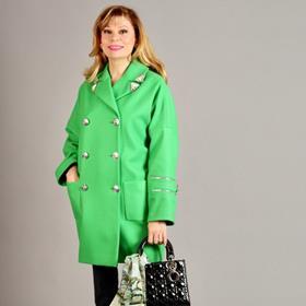 Fabulous Green Coat