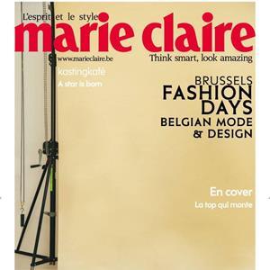 Recherchons COIFFEUR/COIFFEUSE pour le shooting de la cover de février 2019 de Marie-Claire Belgique