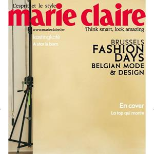 Recherchons une MANNEQUIN pour faire la cover de février 2019 de Marie-Claire Belgique