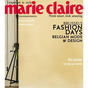 Recherchons MAQUILLEUR/MAQUILLEUSE pour le shooting de la cover de février 2019 de Marie-Claire Belgique