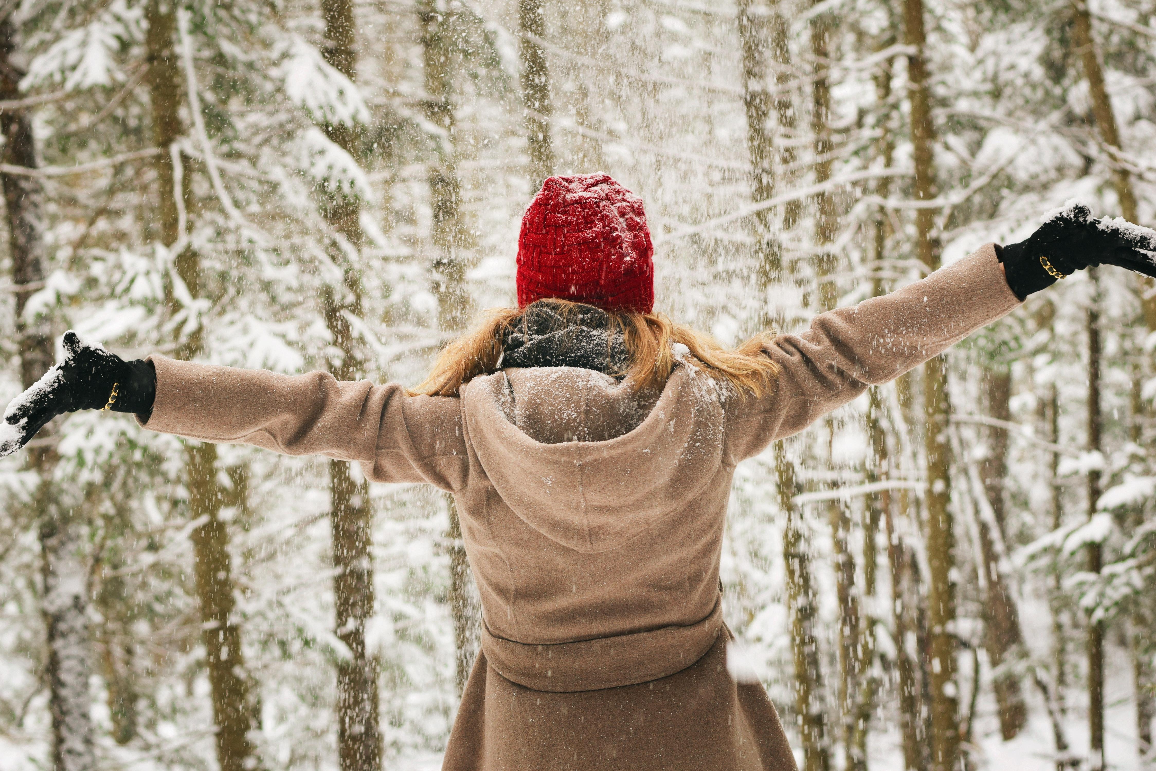 <p>5 bienfaits du froid sur le corps</p>